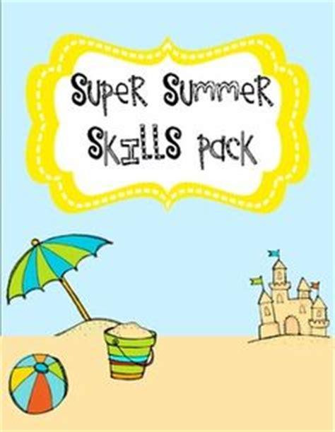 Summer homework packets 2nd grade